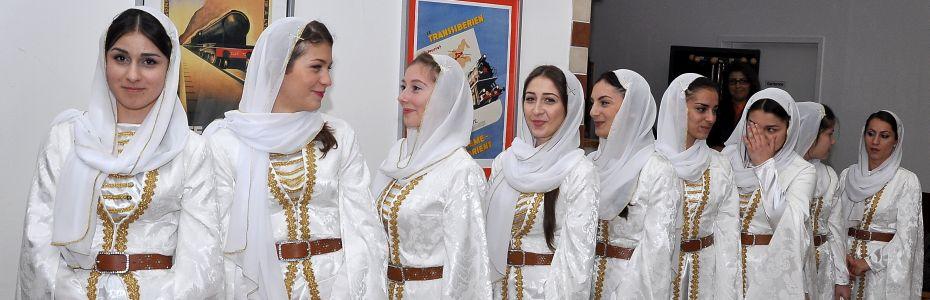 Kaukasischer Tanz